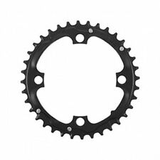 TRUVATIV 104mm Chainring MTB 36 Tooth 4 Bolt BCD Aluminium Blast Black 3mm