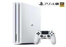 PS4 Pro 1TB Glacier White Console *NEW*+Warranty