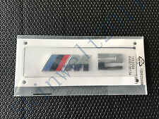 Emblem Badge Rear Chrome Genuine OEM for BMW BMW M2 2 Series F87 230i 228i 220i