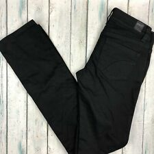 Riders by Lee Black Stretch Low Rise Skinny - Size 9