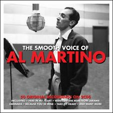 2 CD BOX SMOOTH VOICE OF AL MARTINO HERE IN MY HEART MAN FROM LARAMIE GRANADA