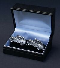 Taxi / Black Cab Cufflinks Boxed Pewter Gift Cuff Links Wedding FREE UK POST