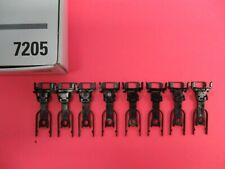 HO - Marklin 7205 Spare/Repair Parts Car Coupler (Set of 8) - New