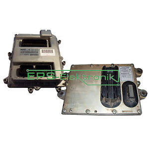 Prüfung (Reparatur) LKW-Steuergeräte MAN, Mercedes, Volvo, Scania, Iveco