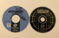 Deadly Skies & Incoming SEGA Dreamcast Games Disc Only UK PAL