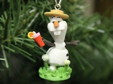 Summertime Olaf, Snowman, Disney Frozen, Christmas Ornament