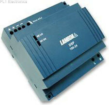 TDK LAMBDA - DSP100-24 - PSU, DIN RAIL, 24V, 4.2A, 100W