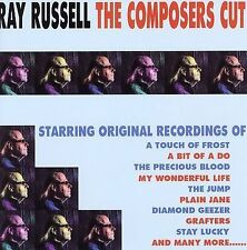 RAY RUSSELL The Composers Cut CD A BIT OF A DO A TOUCH OF FROST UK IMPORT