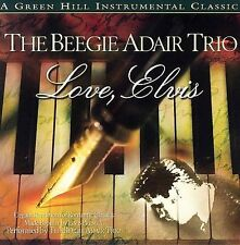 Love, Elvis by Beegie Adair (CD, May-2008, Green Hill Productions)