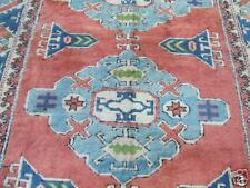 Original Turkish HAND MADE  wool rug carpet 1970-1980