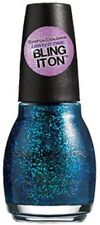 SC Sinful Colors NAIL POLISH Professional Nail Color #1552 Teal Midnight