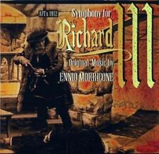 Ennio Morricone: Symphony For Richard III (New/Sealed CD)