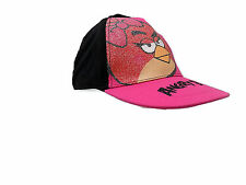 Girls Angry Birds Sun Hat 4-8 yrs