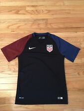 Team USA Authentic Nike Dri-Fit Men's Soccer Jersey Size S