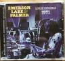 "EMERSON LAKE & PALMER : ""Live in Brussels 1971"" (Soundboards) (RARE CD)"