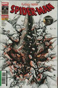 Marvel comics Italian ed SPIDER MAN # 543 LA SFIDA : RHINO OCT 14 2010 Panini