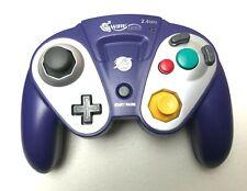 Pelican G3 PL-7055 Wireless Controller for Nintendo Gamecube Purple