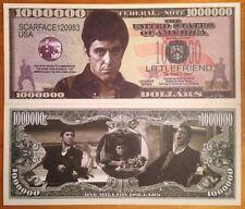 Scarface Million Dollar Bill