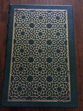 SIGNED FIRST EDITION Easton Press THIS SIDE OF PEACE Hanan Ashrawi 1995