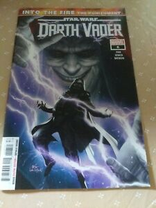 Star Wars Darth Vader Issue 6 (Marvel, 1st Printing, Cover A,  2020, Ungraded)