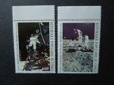 G442     CONGO  1989  SPACE  MOON  LANDING  1969-1989 SET  MNH