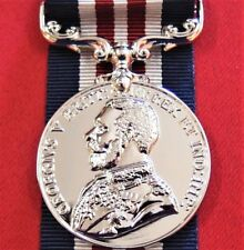 WW1 AUSTRALIAN BRITISH MILITARY MEDAL REPLICA ANZAC M.M. GALLANTRY A.I.F.
