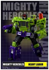 New Transformers TFC Toys Hercules Devastator Heavylabor Action figure in stock