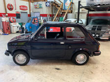 1975 Fiat 126 Ragtop SEE VIDEO!