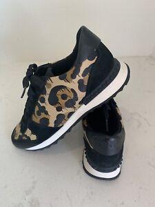 Coach Animal Print Leopard Athletic