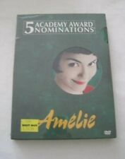 New ListingAmelie Brand New Dvd 2-Disc Set Special Edition Sealed! Comedy Great Fun!
