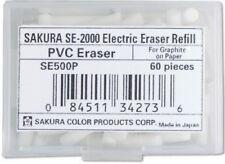 Sakura Electric Eraser Refills SE500P