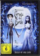 CORPSE BRIDE, Hochzeit mit einer Leiche (DVD) NEU+OVP