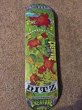 Creature Skateboards Seven Deadly Sins Hitz