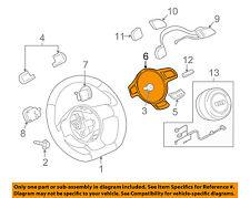 AUDI OEM 08-12 R8 Steering Wheel-Guide Plate 8J04196893Q7