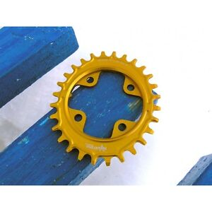 Narrow Wide Oval Round Chainring 64 bcd 26t 28t Neutrino Components