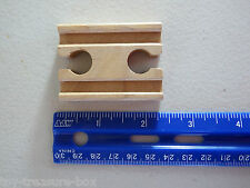 Thomas & Friends Wood 2 inch ADAPTER Female to Female -Wooden Track