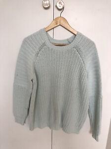 Mint Green H&M Trend Jumper Size 10