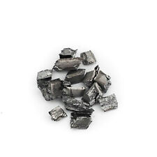 5 Grams 99,96% Hafnium Metal Pieces Pure Periodic element sample 72