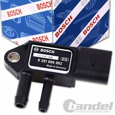 BOSCH' DIFFERENZ-/ABGASDRUCK SENSOR AUDIA1 A3 A4 A5 A6 VW GOLF 6 POLO 6R TOUARAN