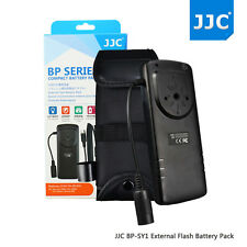 JJC Flash Battery Pack Fr Sony HVL-F60M HVL-F58AM/F56AM Minolta5600 as FA-EB1AM