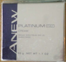 AVON ANEW PLATINUM Day Cream Broad Spectrum SPF 25 Full Size Factory Sealed