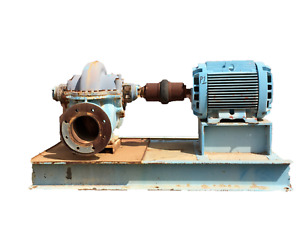PACO SPLIT CASE PUMP 1750GPM 75HP 460V 3PH