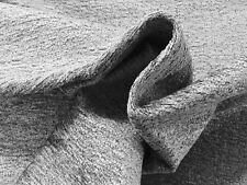 Nobilis Textured Luxury Chenille Upholstery Fabric- Astrakan Grey 10 yd 10506_22