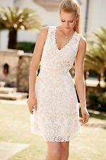 Next Premium Corded Lace Dress 16Tall