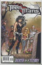 TEEN TITANS #47 VOLUME 3 NEAR MINT+