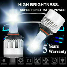 9006 LED Headlight Lamp Light Bulbs Conversion Kit 1500W 225000LM HID 6000K