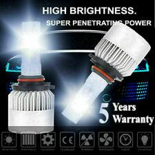 9006 LED Headlight Lamp Light Bulbs Conversion Kit 1500W 225000LM HID 6000K