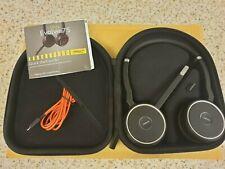 Jabra Evolve 75 Headset With Jabra Link 370 MS Bluetooth Adapter & Hard Case