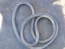 mazda 323f 1995-1998 rear lid door rubber seal