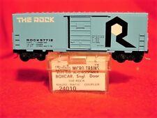 KD 24010 THE ROCK (R.I.) 40' Box Car w/o RW  #57712 'MINT' N-SCALE